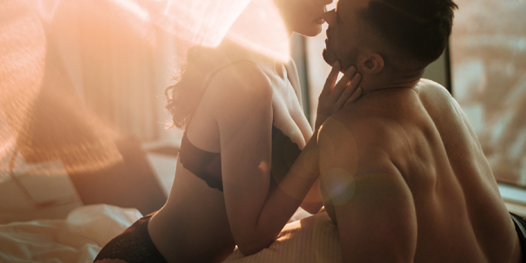 7 sex positions for when it's hot outside